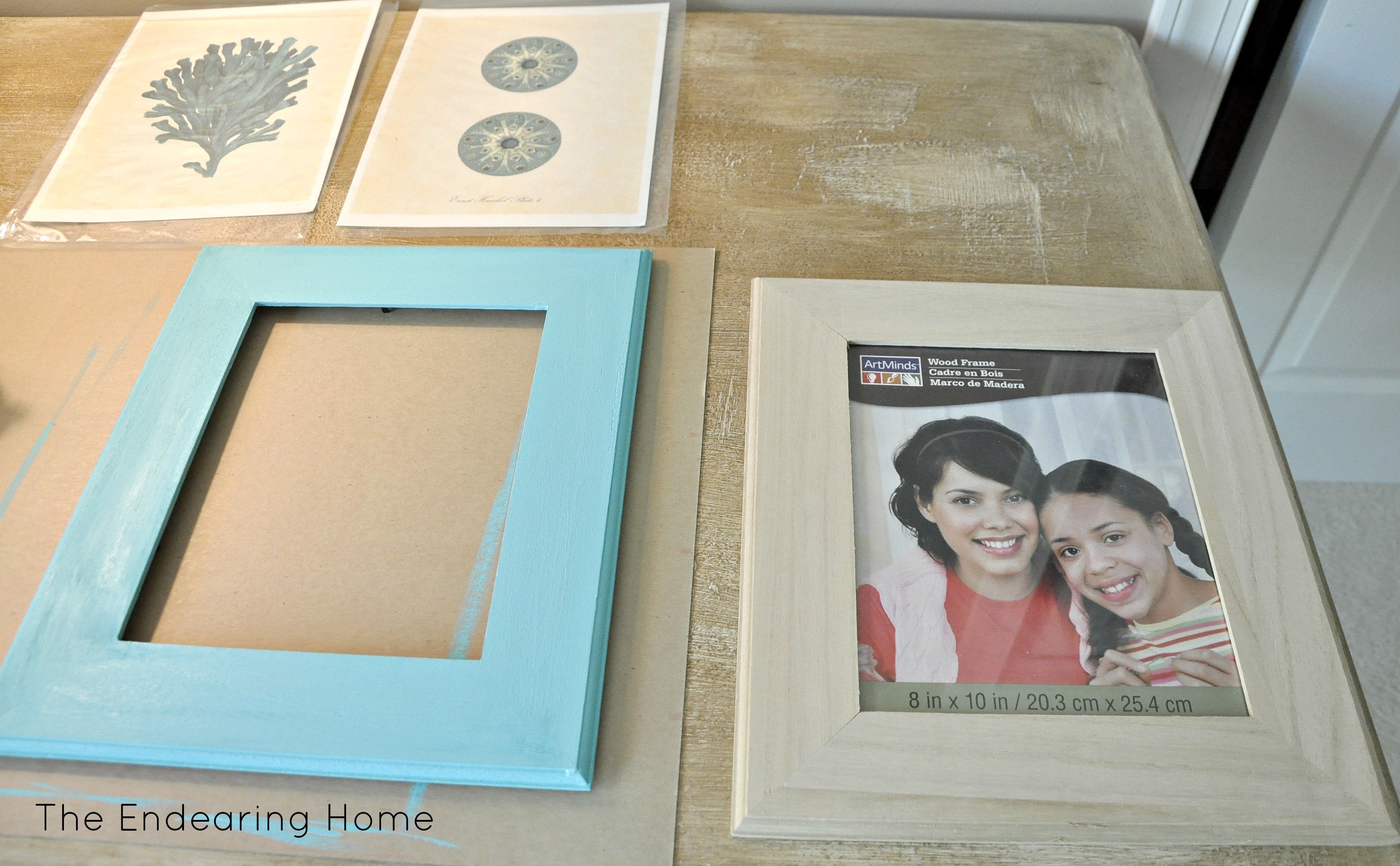 Wooden Craft Picture Frames Picture Frame Ideas