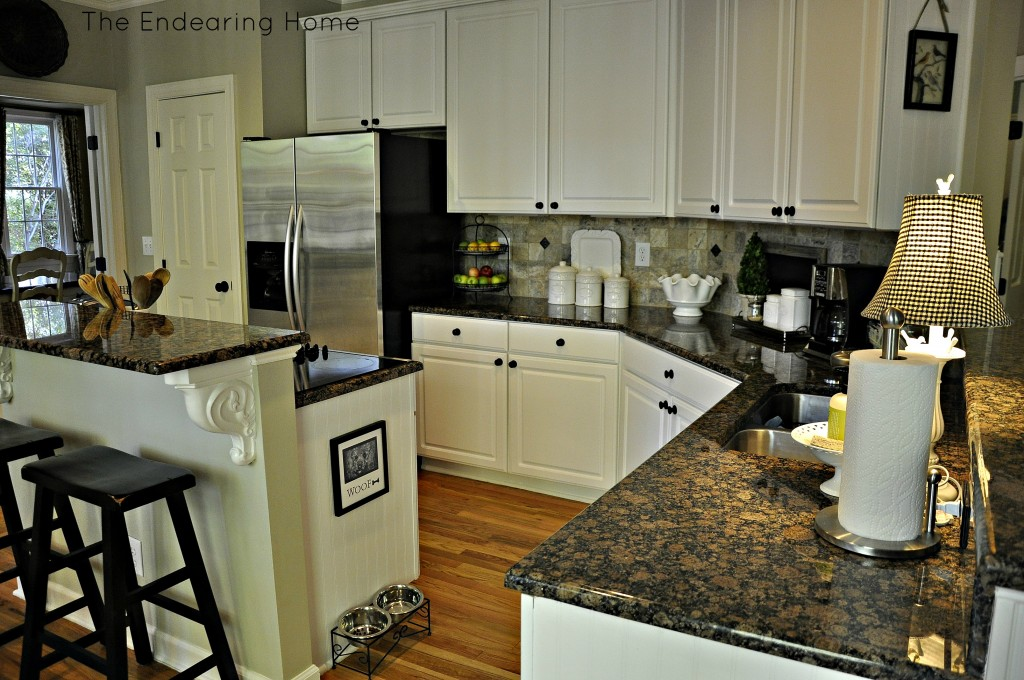 Kitchen wishin for Grey green paint color kitchen