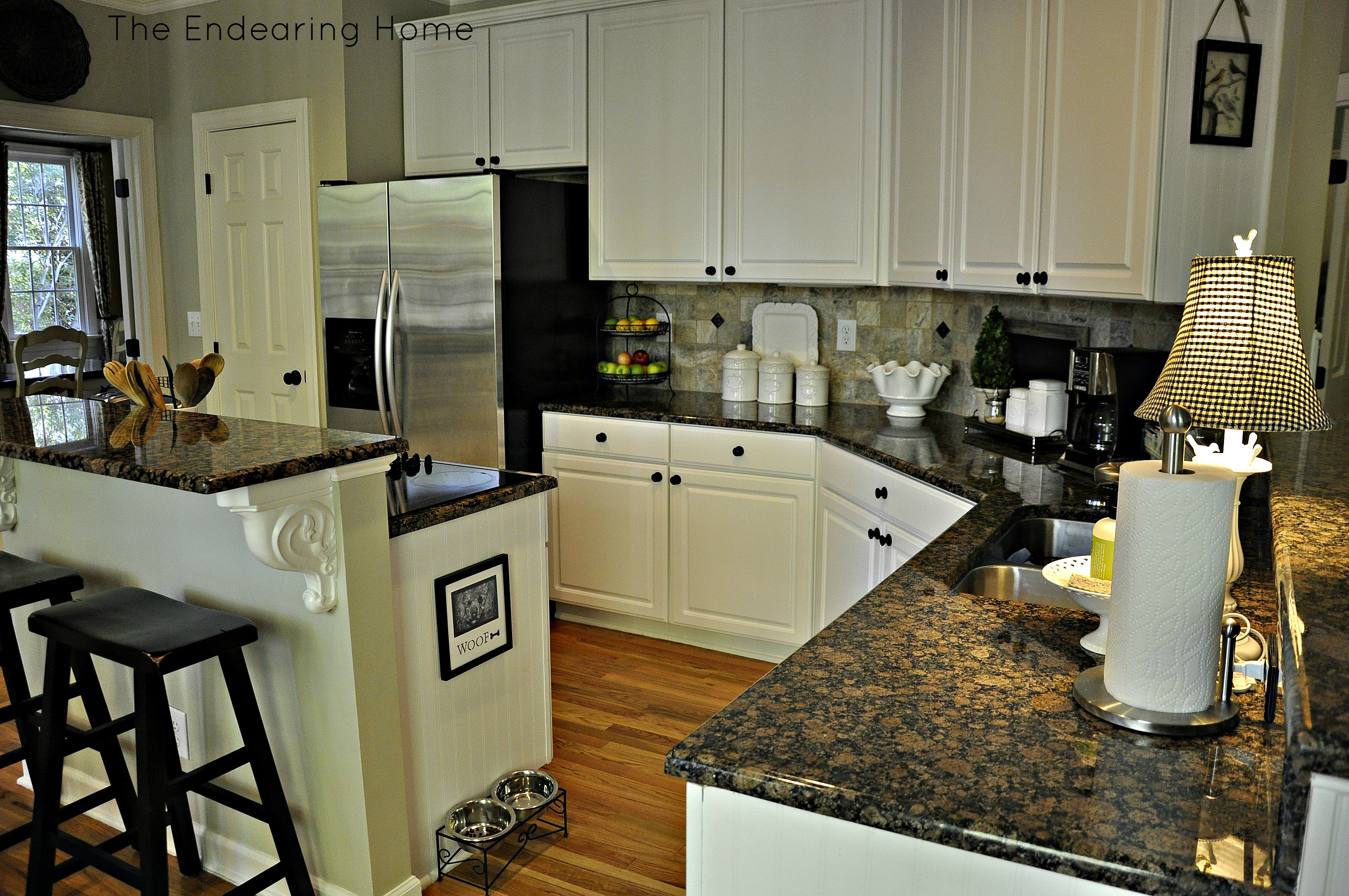 Kitchen wishin for Camo kitchen ideas