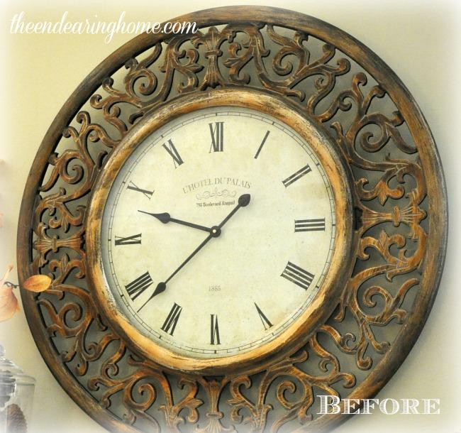 Clock Before