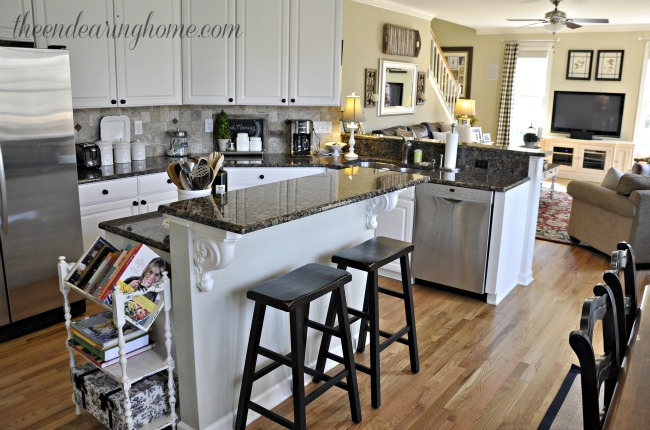 how to add a kitchen island a recipe for adding extra storage to your kitchen island 795