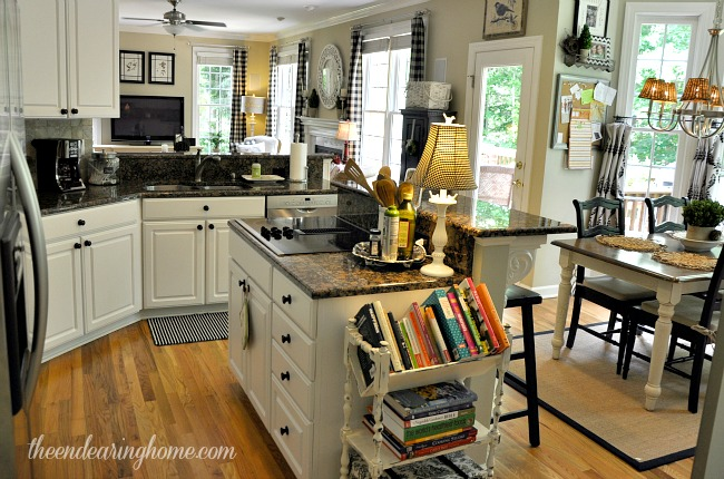 Kitchen - The Endearing Home