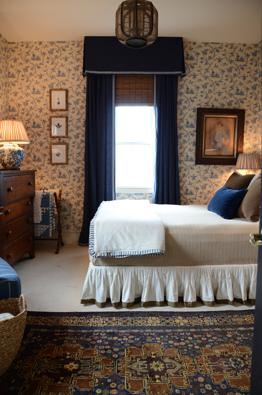 Gracious Farmhouse Bedroom