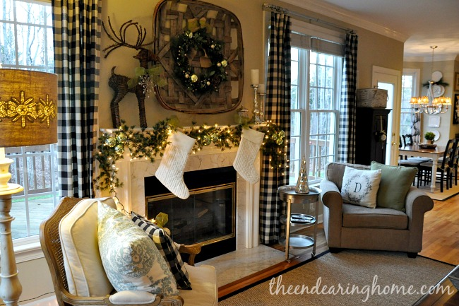 The Endearing Home - Holiday