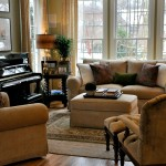 The Endearing Home - Living Room