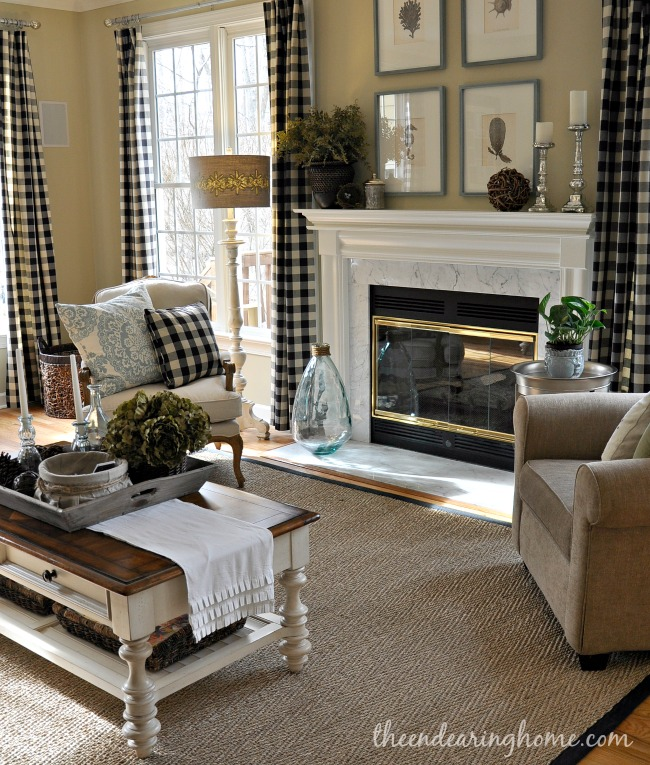 The Endearing Home - Family Room Updates