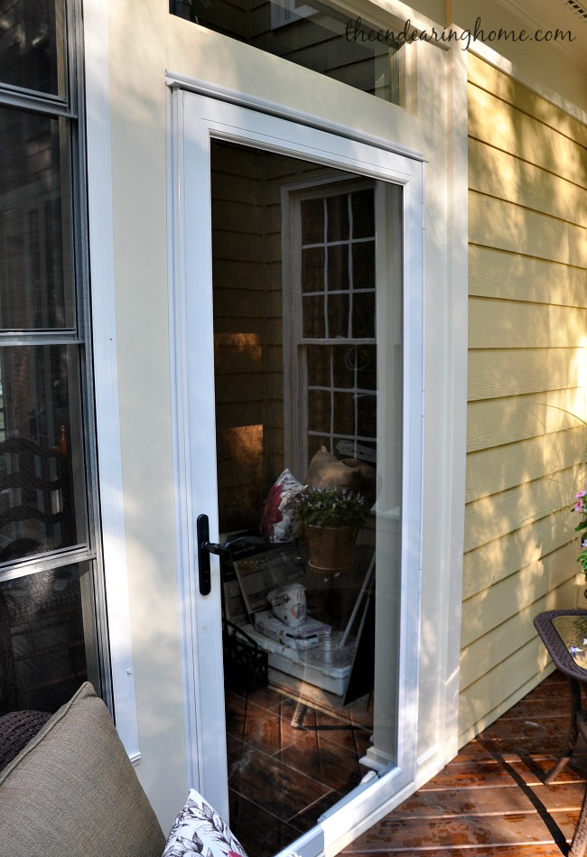 Porch Project - The Endearing Home