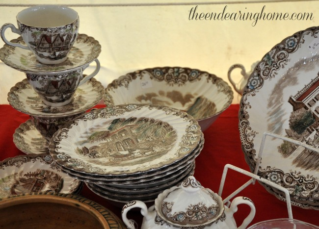 Liberty Antique Festival - The Endearing Home