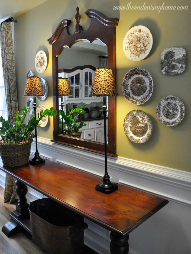 decorative plate display designing a decorative plate wall driven by decor. Black Bedroom Furniture Sets. Home Design Ideas