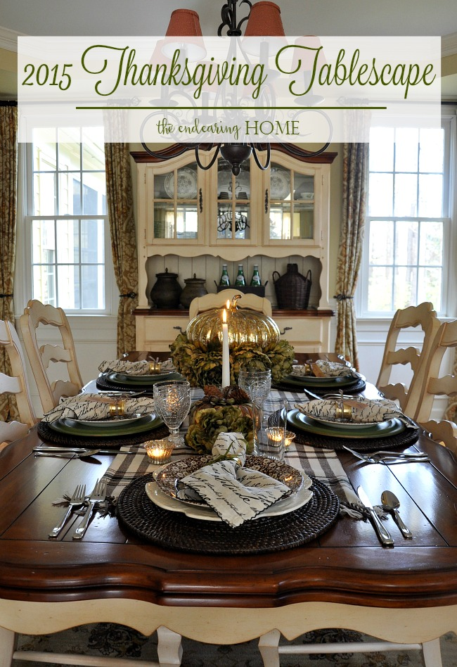 thanksgiving 2015 tablescape 1