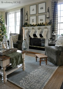 Holiday Home Tour 2015 – Family Room