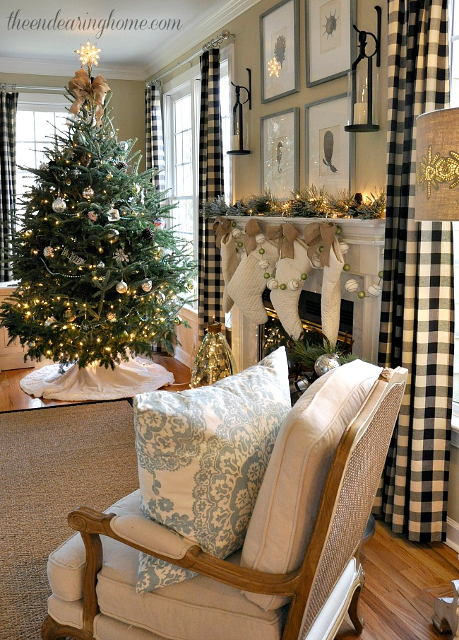 A Look At Christmas Past - The Endearing Home