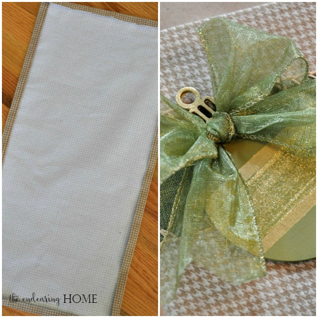 Cozy Holiday Gift Wrap - The Endearing Home