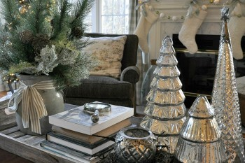 Christmas Home Tour 2016 – Family Room